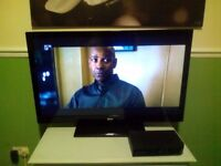 "Baird 42"" LED full HD 1080p TV"