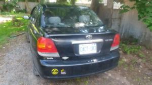 2003 Toyota echo 700 obo