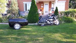 Harley davidson roadking spécial edition
