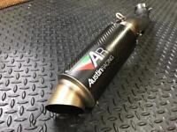 2009-2014 Aprilia rsv4 Austin racing exhaust