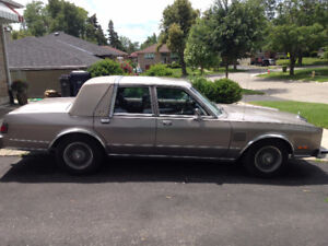 1988 Chrysler Fifth Avenue Excellent Condition