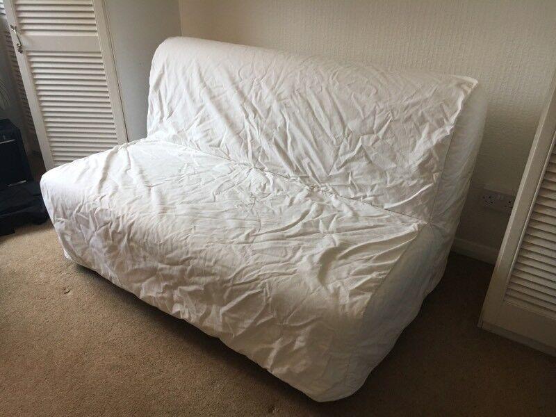 Double Ikea Sofa Bed Lycksele Lovas In Sheffield South Yorkshire Gumtree