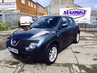2014 63 NISSAN JUKE 1.6 *** ONLY 57,000 MILES ***