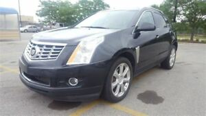 2013 Cadillac SRX Premium | sunroof | navi | leather