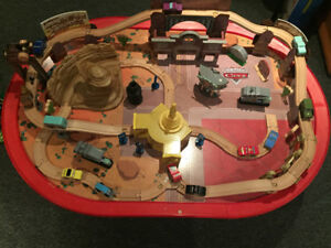 Kidkraft disney cars table