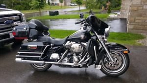 2008 Harley Davidson FL Electra Glide Ultra Classic Touring