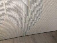 SilentNight 4ft Memory Foam Mattress in Excellent Condition