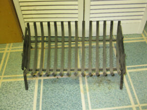 Cast Iron Original Firewood Grate