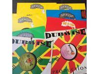 """26 reggae / dub/ steppas 10"""" records"""