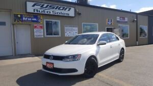 2012 Volkswagen Jetta Comfortline-BLUETOOTH-HEATED SEATS-LOW KM-