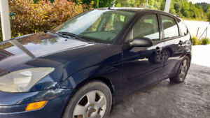 2004 Ford Focus ZX5 Familiale