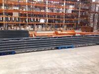 job lot pallet racking 1000 bays available!( storage , shelving )