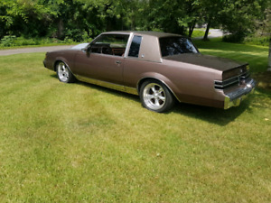 1984 Buick Regal LS swapped for sale or trade