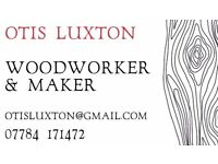 Woodbridge based woodworker, carpenter and handyman