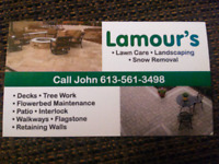 Lamour'sLandscaping