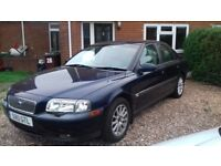 VOLVO S80 2.9 AUTO SALOON, VERY NICE CAR, REDUCED FOR QUICK SALE