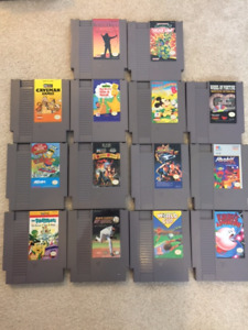 Retro video games! NES, N64, Wii, Xbox, PS3, DS, GBA!! Sale!!!