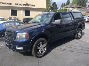 2004 Ford F-150 FX4   Coquitlam Location - 604-298-6161