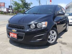 2014 Chevrolet Sonic LT |ONE OWNER|A/C|PWR OPTIONS|HEATED SEAT|