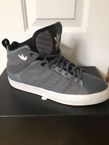 Adidas freemont shoes grey size 10