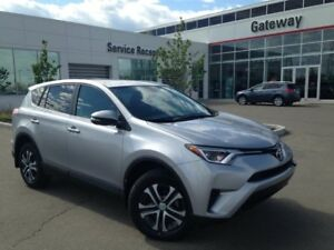 2016 Toyota Rav4 LE Power Windows, Door Locks & Mirrors, Sport M