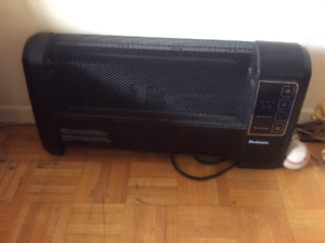 Heater For Sale(leaving Country)Holmes brand