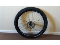 "Brand New Mountain Bike 26"" Quick Release Front Wheel"