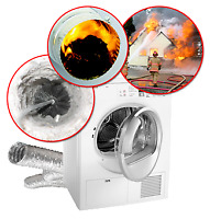 Dryer + Chimney+ Fireplace+ Furnace & Duct Cleaning # 4038896274
