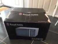 UNUSED Russell Hobbs 25 Litre Combination Microwave