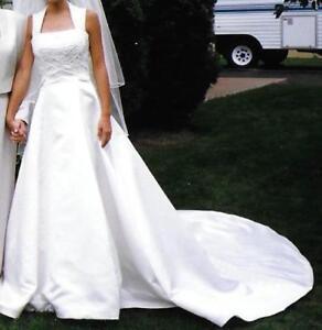 Wedding dress size 4