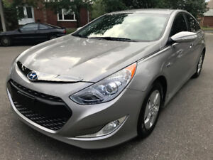 2012 Hyundai Sonata Hybrid- One owner- Clean carproof