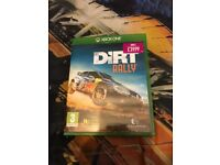 Xbox one game, dirt, dirt rally