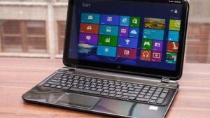 Hp pavilion TS Sleekbook 15 laptop