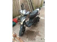 znen 125 rev and go spares or repairs