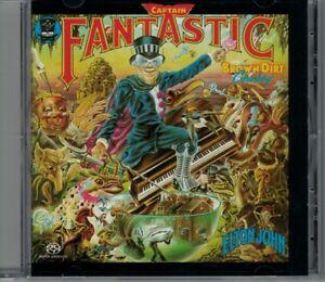 Elton John - Captain Fantastic (1975) SACD neuf & scèllé ROCK