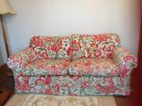 Top Quality Feather Filled Three Seater Sofa