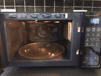 Barely Used Samsung Smart Microwave Oven MC28H5013