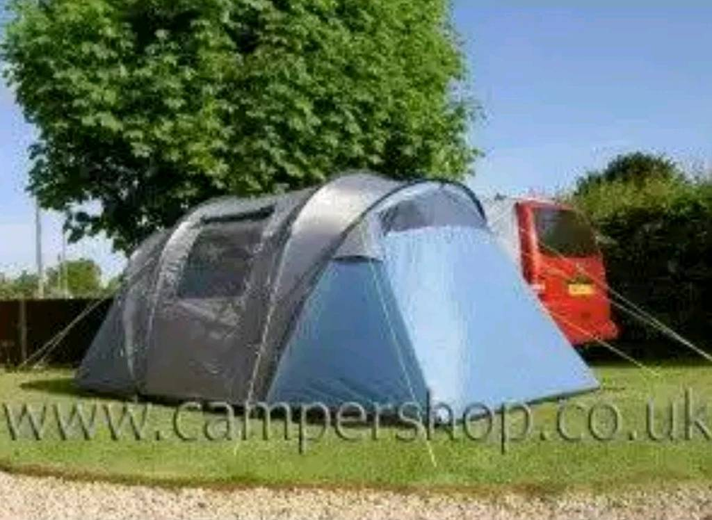 The Outlaw Drive Away Van Awning Tent