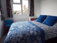 Bright and Airy Double Room for Single Occupancy in Sunny Southbourne