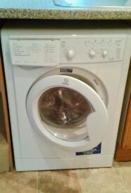 INDESIT Washer Dryer Ecotime IWDC6143 (Washing Machine)
