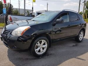 2009 Nissan Rogue SL, AWD, LEATHER, SUNROOF, 151 KMS