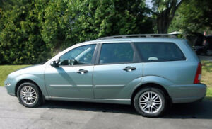2005 Ford Focus SES Wagon $750 OBO