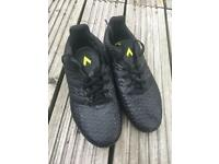 Adidas Ace 16.4 studded football boots size 4