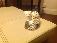 Royal Crown Derby Leopard Cub, Limited Edition