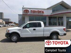 2014 Ford F-150 XL SUPER CAB-BRAND NEW TIRES---LOW KM'S--AIR