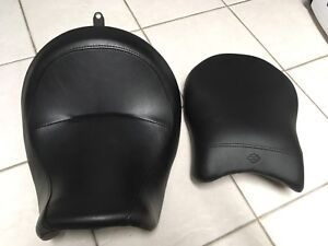 Harley solo seat
