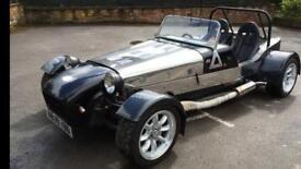 Robin Hood S7 C20XE kit car project