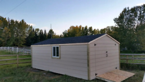 XL Shed / Mini Garage 12 × 20