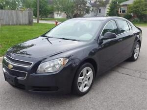2012 CHEVROLET MALIBU LS | 1 OWNER | 4  CYLINDER |  NO ACCIDENTS