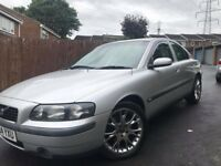 2004 VOLVO S60 D5 SE ONLY 120K,,FEB 2018 MOT,FULL LEATHER,CARS IN GOOD CONDITION